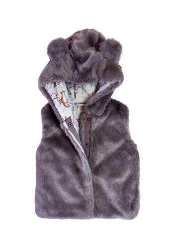 girls-fake fur jacket-18-front